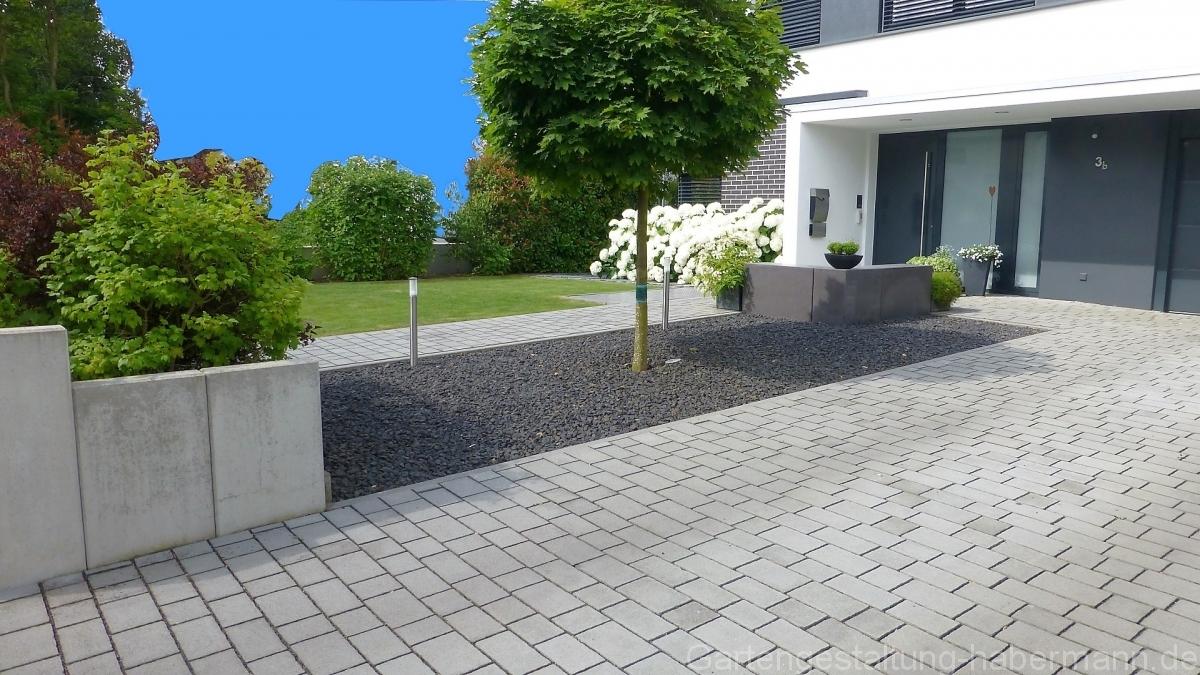 Gestaltung von au enanlagen gartengestaltung habermann for Gartengestaltung kiesbeet
